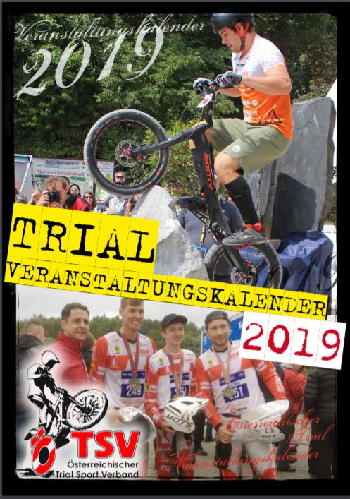 Kalendar cover 2019